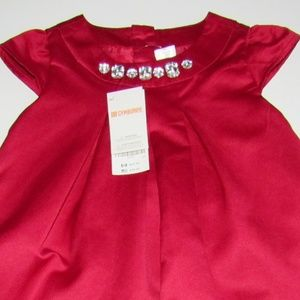 Gymboree Dresses - Girls Gymboree Red 3T Dress